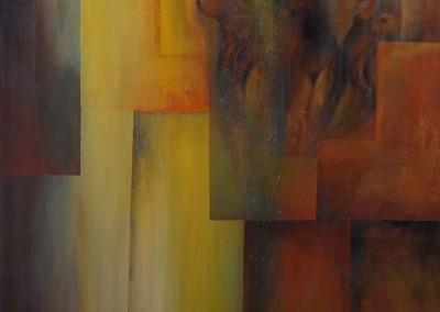 Esencia de mujer | Das Wesen der Frau | 100 x 100 | verkauft