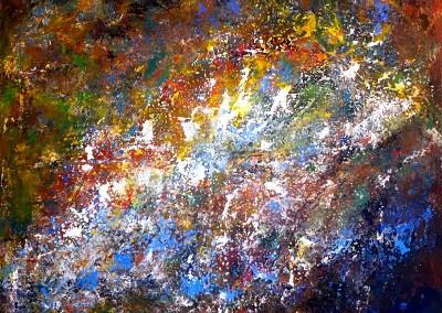 Illateqsi | luz eterna | 100 x 100