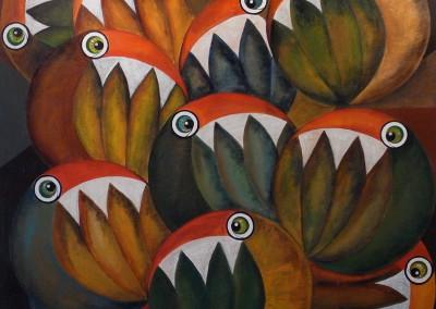 Amazonía | Amazonas | 100 x 100 | Copyright URPI