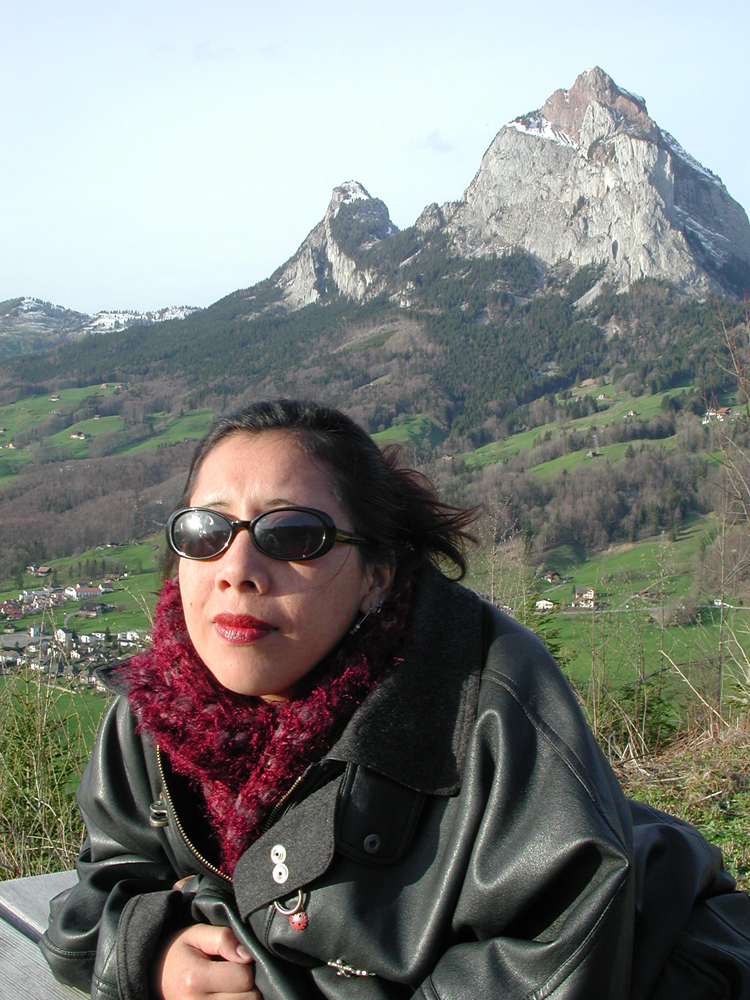 Rosa María Schuler-Bermúdez | Apu Mythen | Copyright URPI