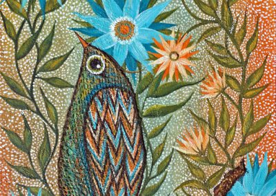 Un día de primavera | Ein Frühlingstag | 50 x 70 | Copyright URPI