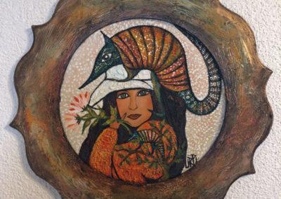 Quirquincho | Armadillo | Gürteltier | ø 33 | Copyright URPI